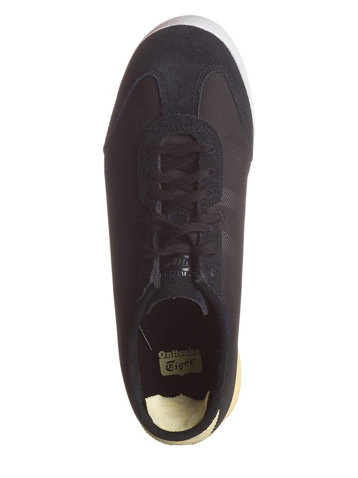 "Onitsuka Tiger Sneakers ""Mexico 66 Saeculi"" in Schwarz"