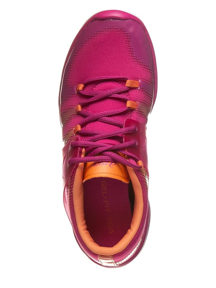 "Asics Fitnessschuhe ""Gel-Fit Vida"" in Pink/ Orange"