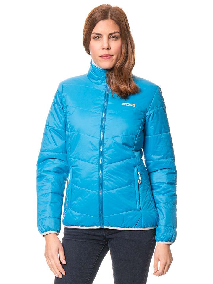 "Regatta Winterjas ""Icebound"" turquoise"