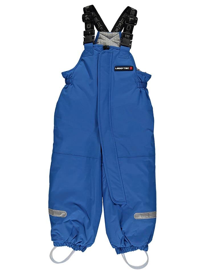 """Legowear Ski-/ Snowboardhose """"Pim 670"""" in Blau"""