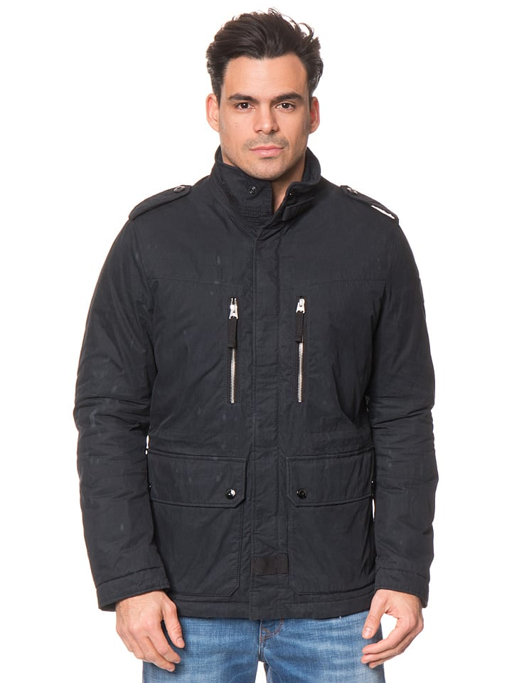 Marc O'Polo Jacke in Dunkelblau