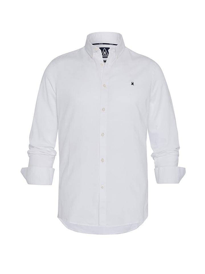 """GAASTRA Hemd """"Royal Sea"""" - Regular fit - in Weiß"""