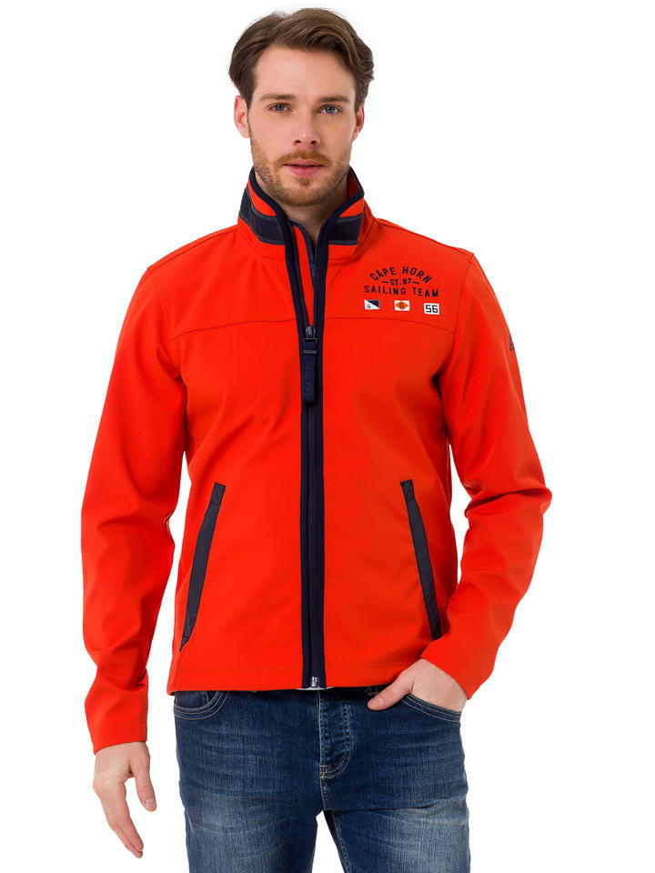 "GAASTRA Softshelljacke ""Timone"" in Orange"