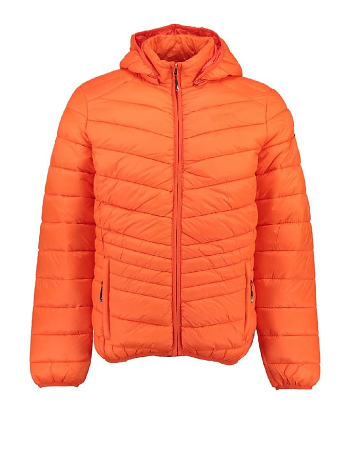 "Geographical Norway Übergangsjacke ""Chaplin"" in Orange"
