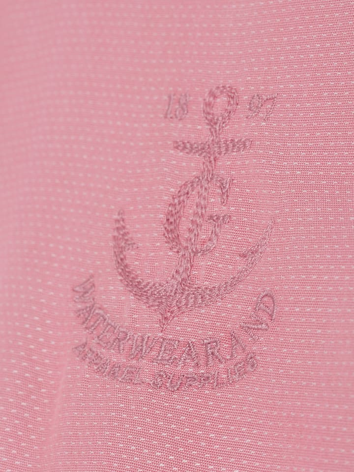 "GAASTRA Bluse ""Fair Jacquard"" - Regular fit - in Rosa"