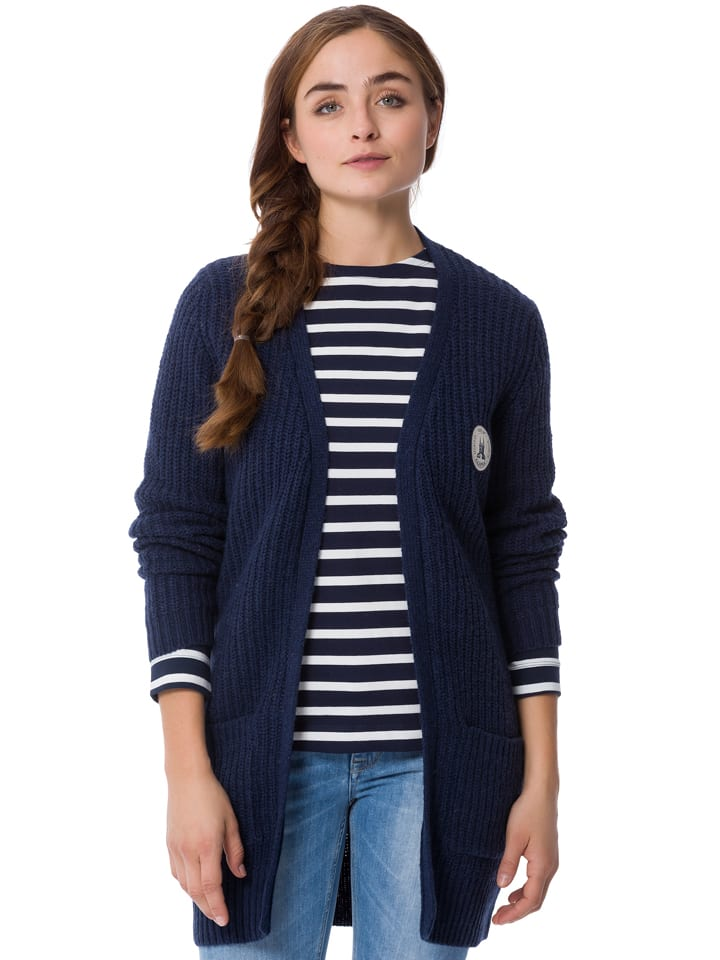 "GAASTRA Cardigan ""Alkor"" - Regular fit - in Dunkelblau"
