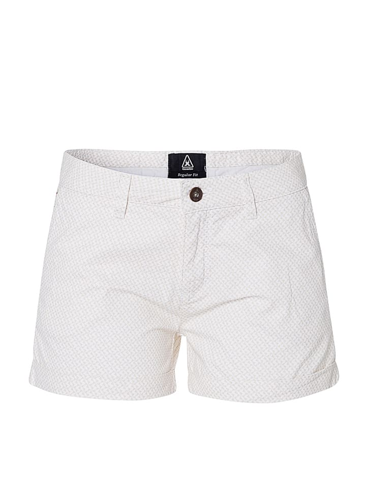"GAASTRA Shorts ""Bondal"" - Regular fit - in Weiß"