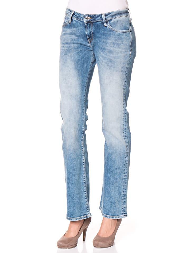 """Cross Jeans Jeans """"Laura"""" - Regular fit - in Hellblau"""
