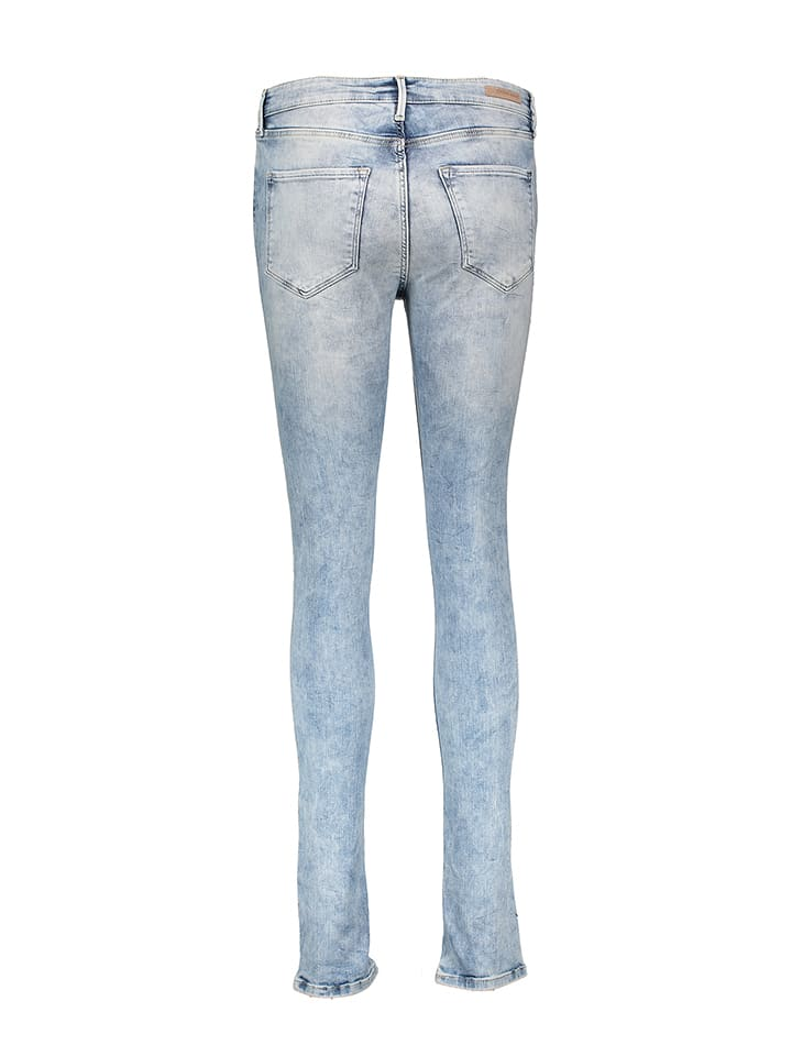 "Cross Jeans Jeans ""Natalia"" - Skinny fit - in Hellblau"