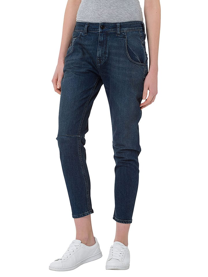 "Cross Jeans Jeans ""Kendall"" - Comfort fit - in Dunkelblau"