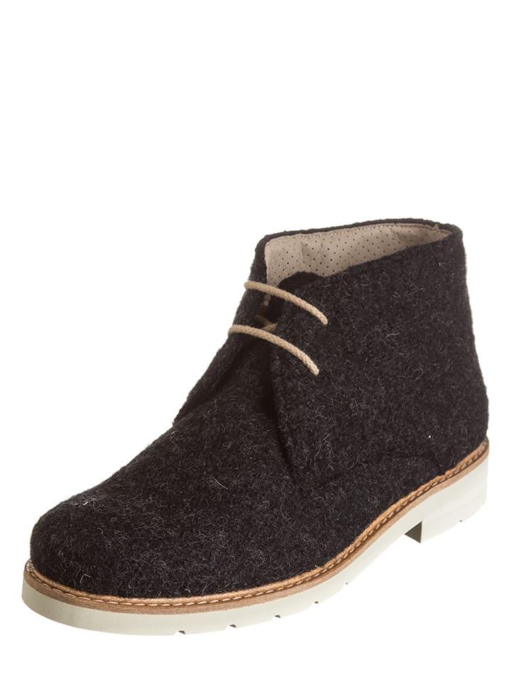 """Kitz-pichler Chaussures à lacets """"Walk"""" - noir"""