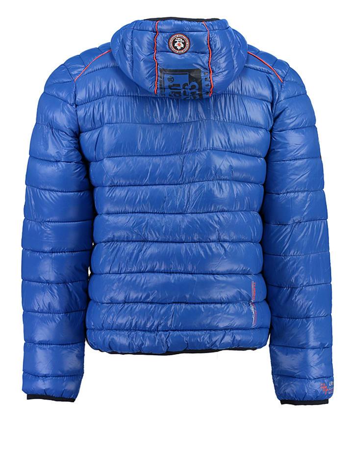 "Canadian Peak Winterjacke ""Balasko"" in Blau"