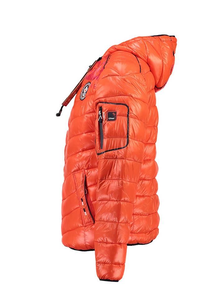 "Canadian Peak Winterjacke ""Balasko"" in Orange"