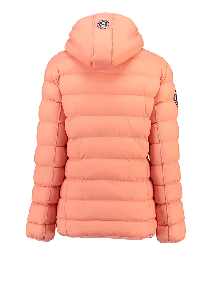 "Canadian Peak Winterjacke ""Ballerine Lady"" in Koralle"