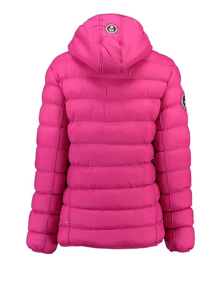 """Canadian Peak Winterjacke """"Ballerine Lady"""" in Pink"""