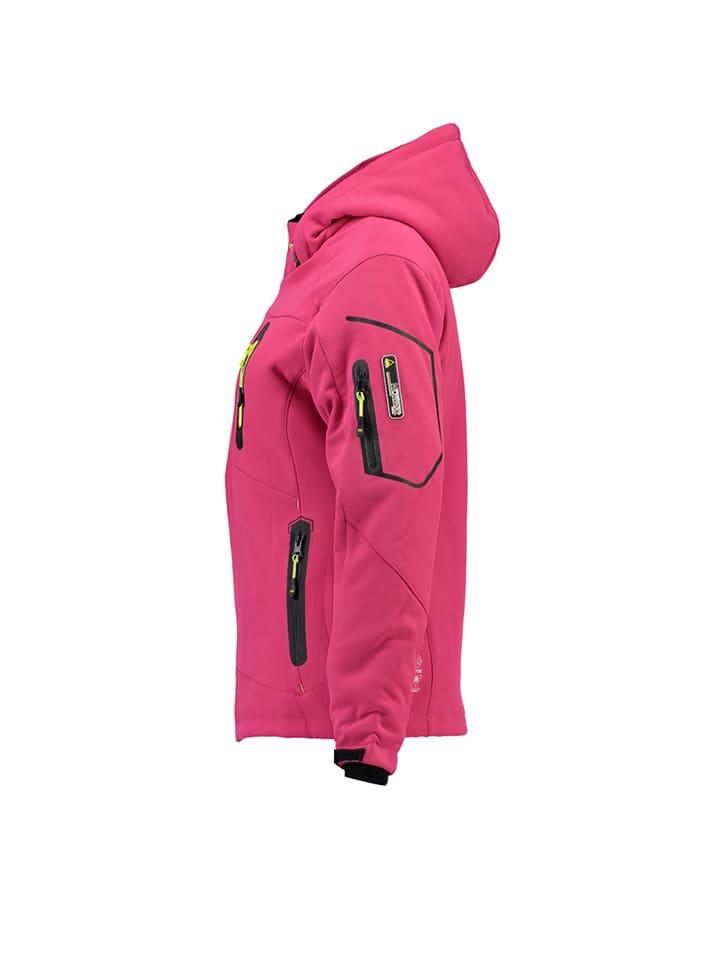 "Geographical Norway Softshelljacke ""Tapas"" in Pink"