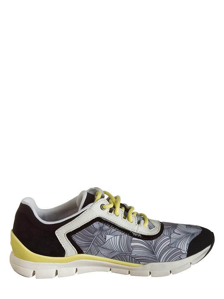 "Geox Sneakers ""Sukie E"" in Grau"