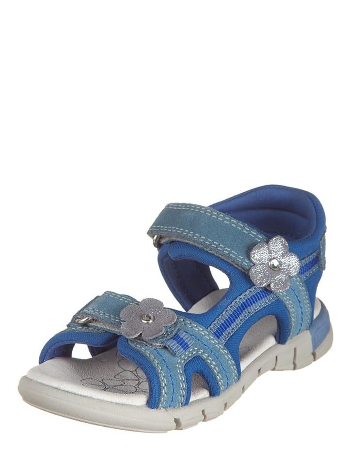 Lamino Sandalen in Blau