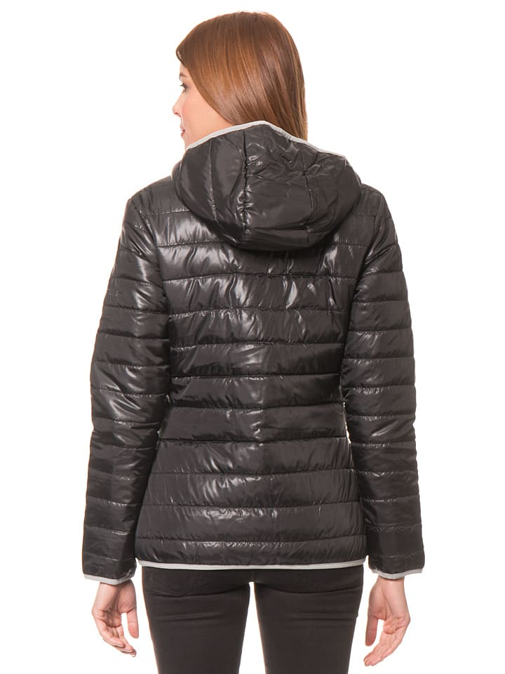 Coastline Winterjacke in Schwarz