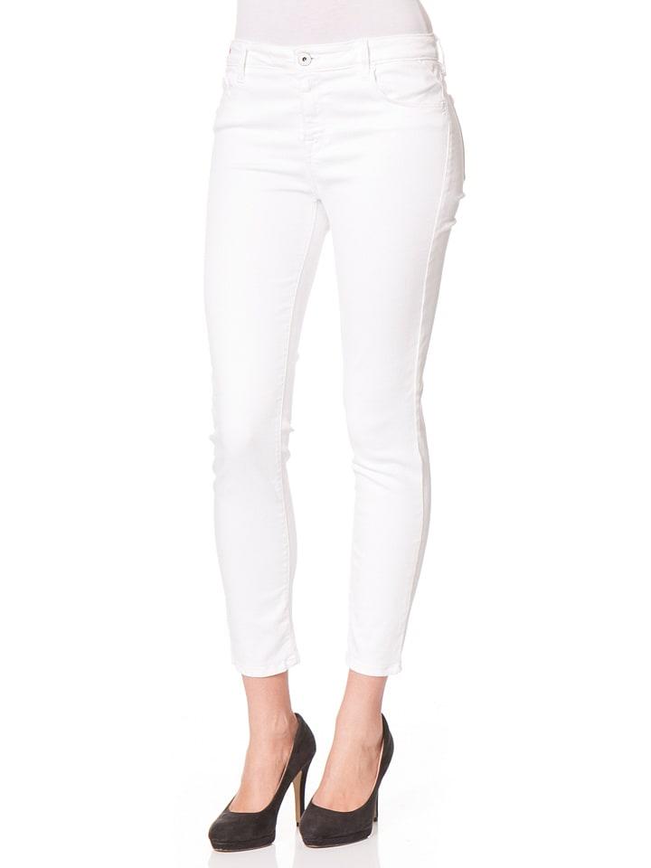 Replay Jeans -Skinny fit- in Weiß