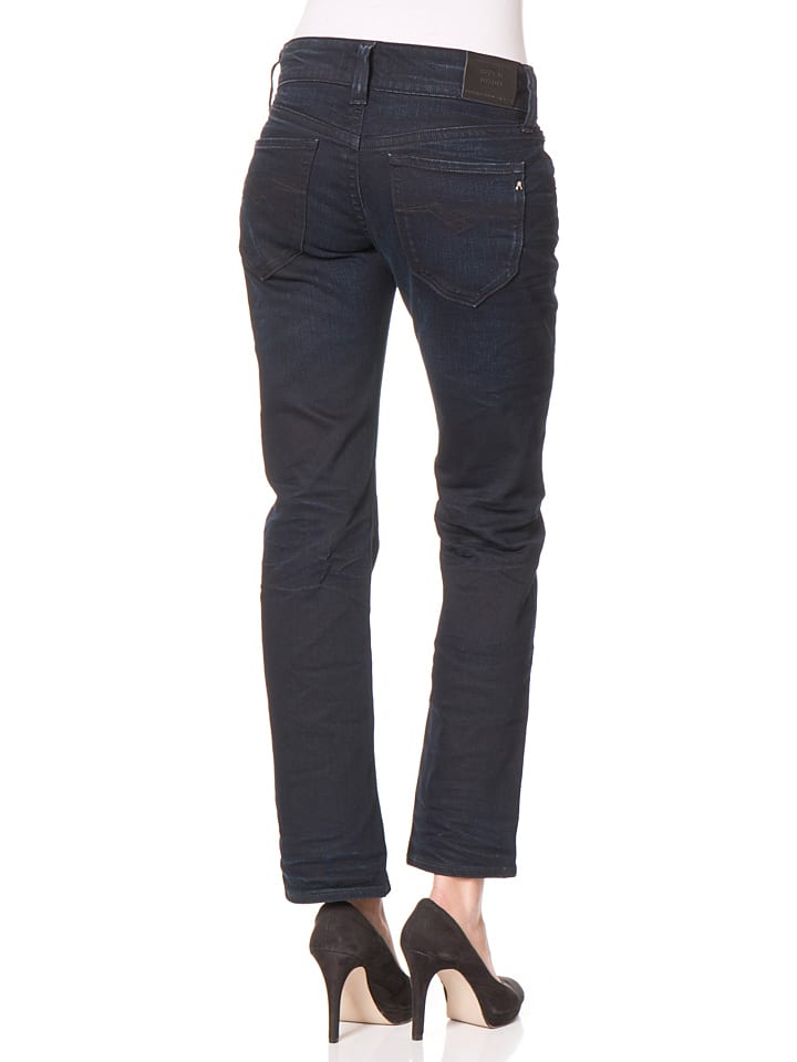 """Replay Jeans """"Newswenfani"""" -Relaxed fit- in Dunkelblau"""