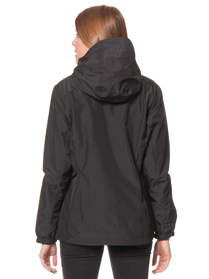 Helly Hansen 3in1-Funktionsjacke in Schwarz