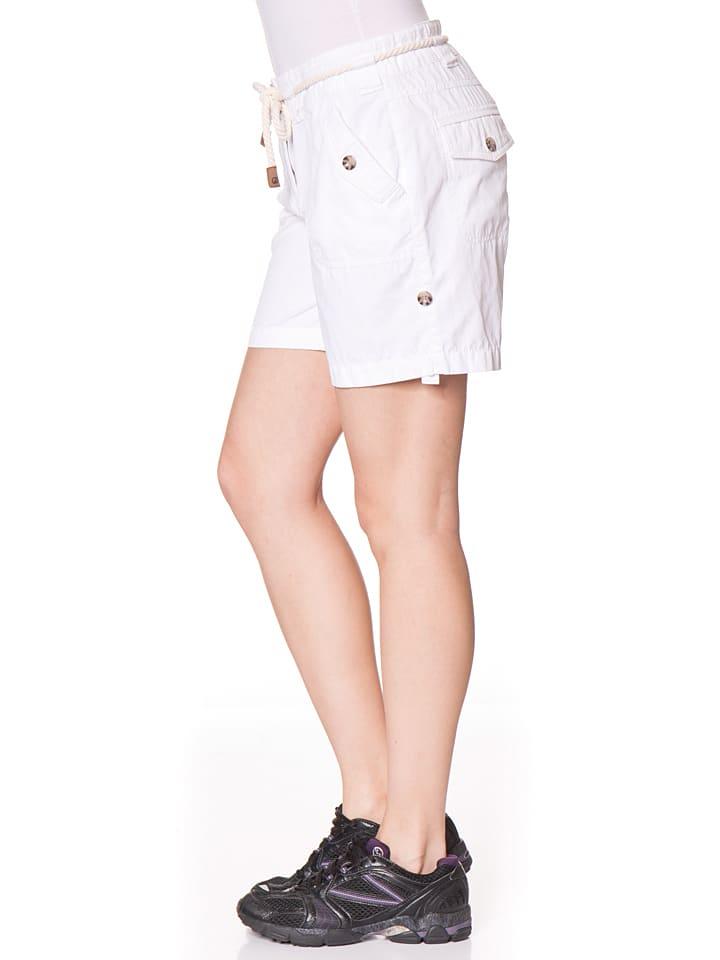 """Killtec Shorts """"Lahini"""" in Weiß"""