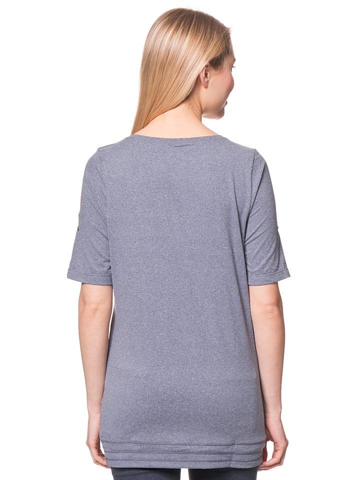 """Killtec Shirt """"Jess"""" in Blaugrau"""