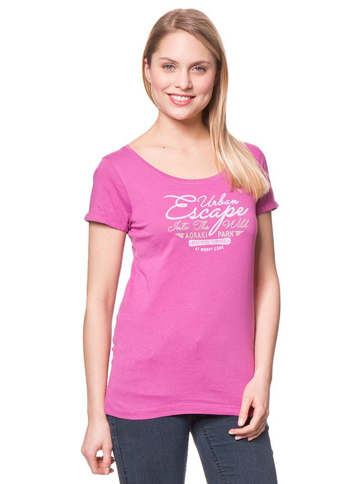 """Killtec Shirt """"Nadjara"""" in Pink"""