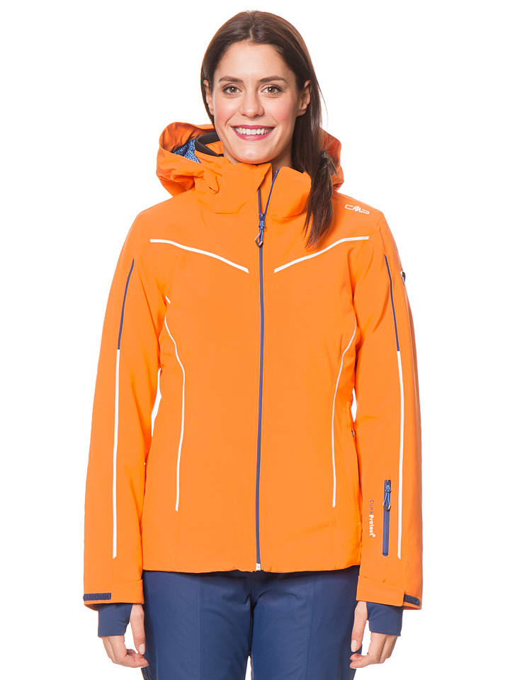 CMP Ski-/ Snowboardjacke in Orange