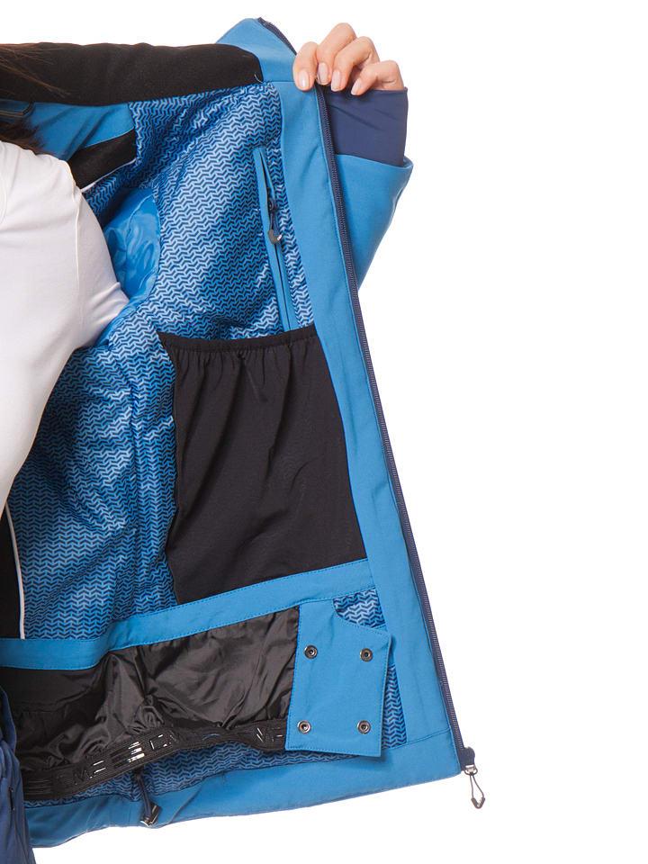 CMP Ski-/ Snowboardjacke in Blau