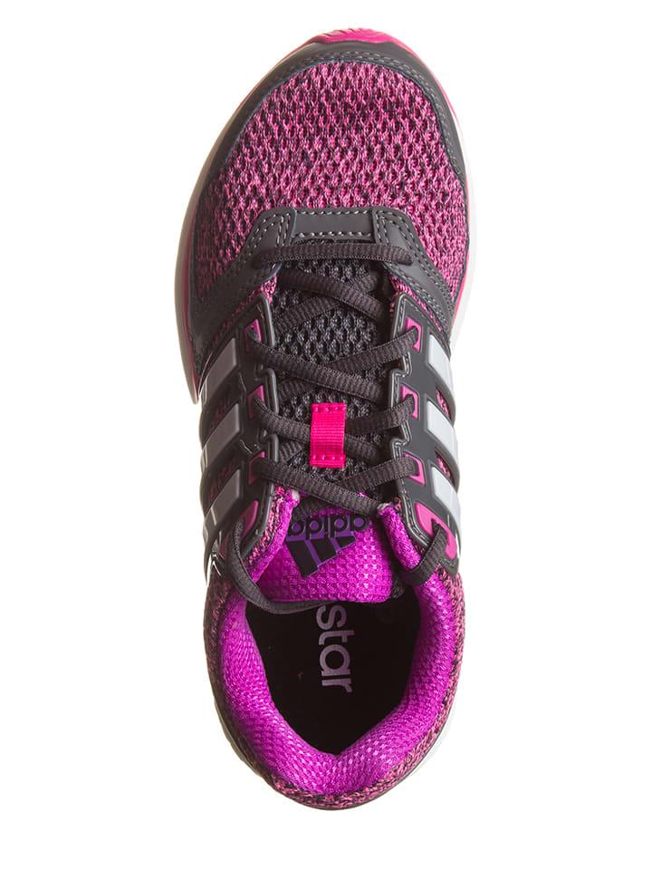 """Adidas Laufschuhe """"Questar"""" in Grau/ Pink"""