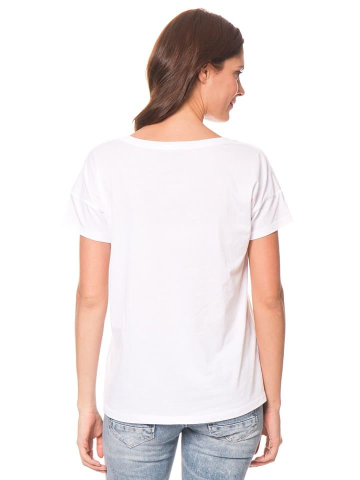Burton Shirt in Weiß