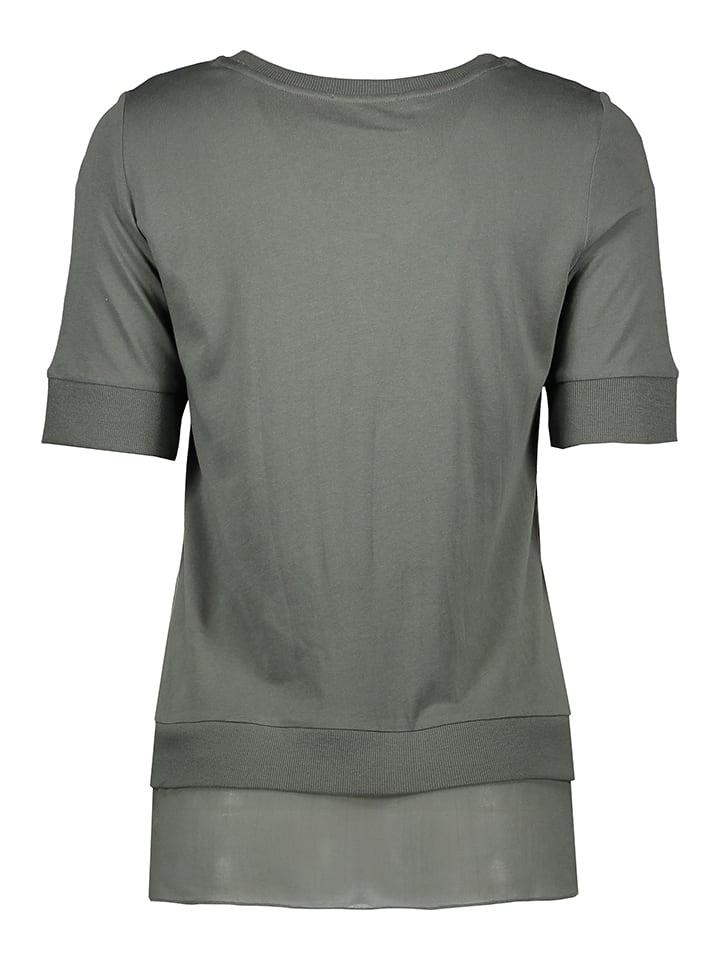 Marc O'Polo Shirt in Dunkelgrün