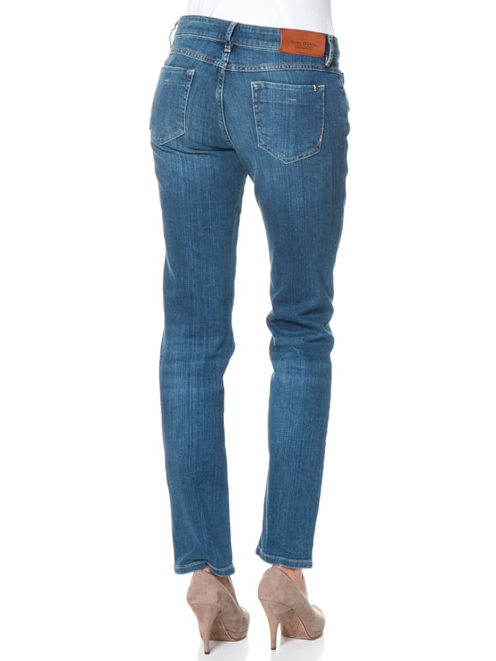 Marc O'Polo Jeans - Regular fit - in Blau