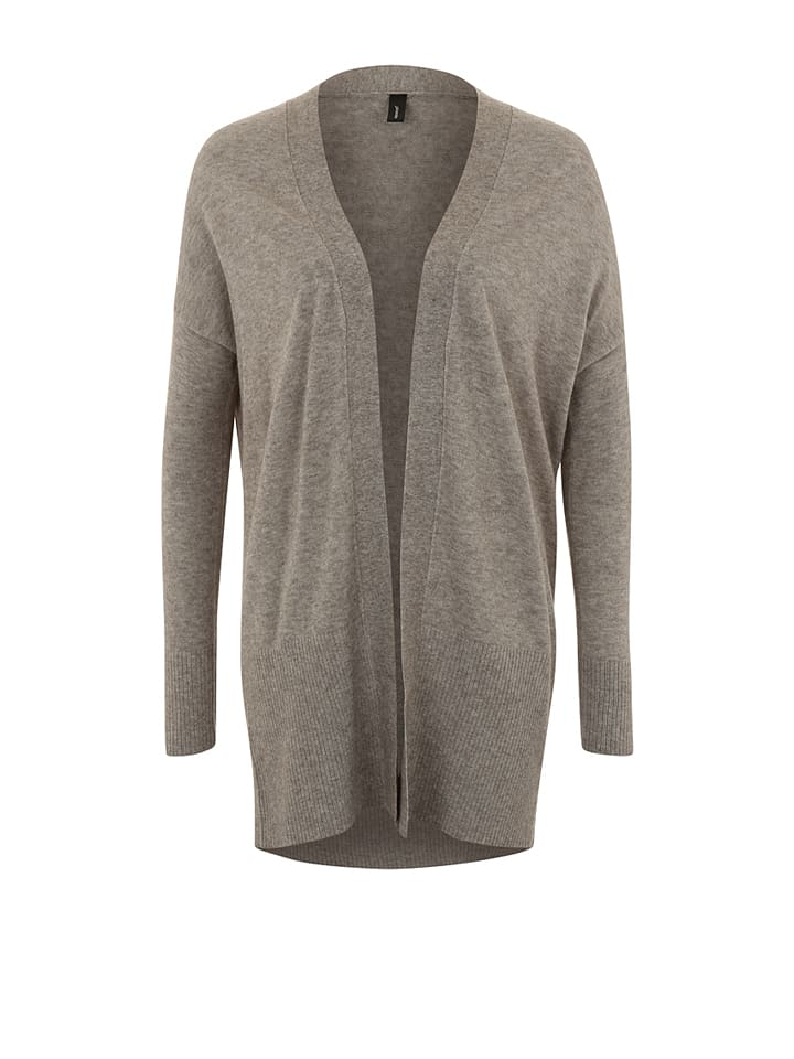 Soyaconcept Cardigan in Taupe