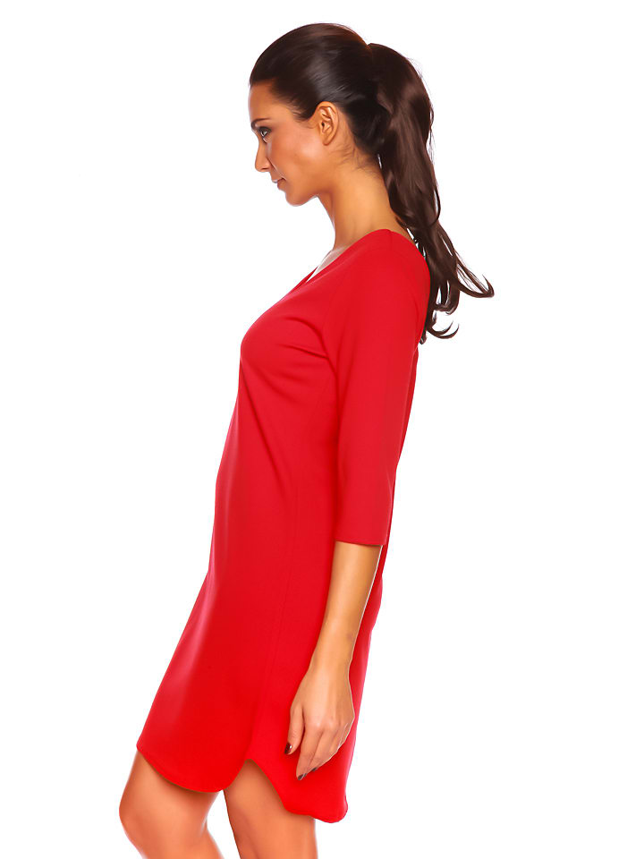 "Inedit Kleid ""Billie"" in Rot"