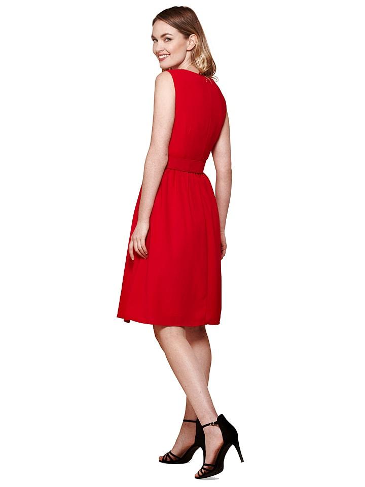 Yumi Kleid in Rot