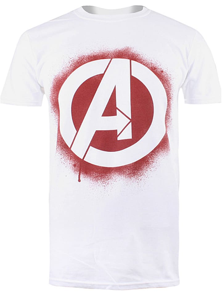 Marvel Shirt in Wei