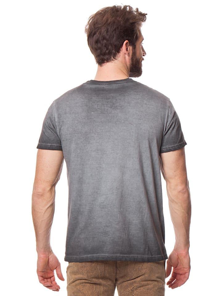 """LEKRA Shirt """"Colin"""" in Grau"""