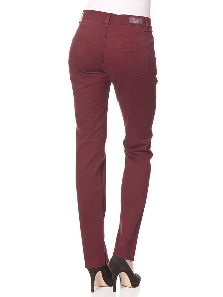 """Pioneer Jeans """"Kate"""" - Regular fit - in Bordeaux"""