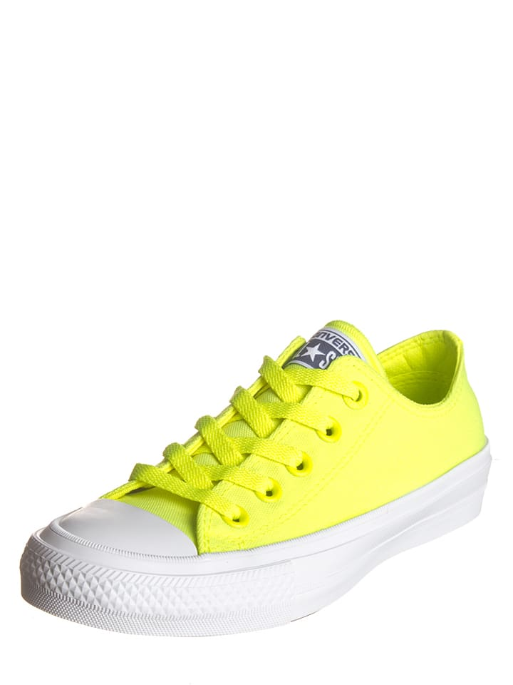 Converse Sneakers in Neongelb