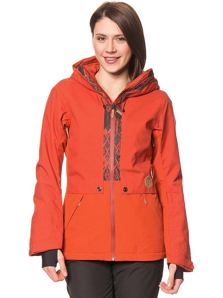 """Billabong Ski-/Snowboardjacke """"Aurora"""" in Rot"""