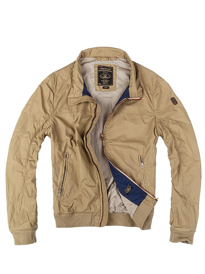 Scotfree Jacke in Beige