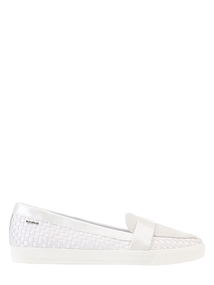 "Geox Slipper ""Amalthia"" in Creme"