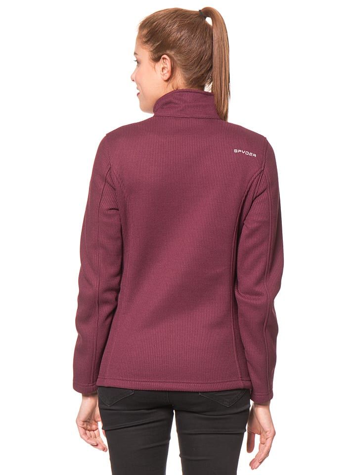 "SPYDER Jacke ""Endure"" in Bordeaux"