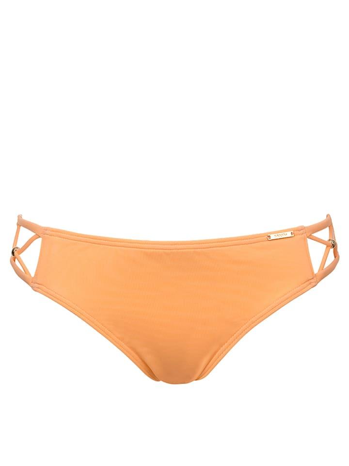 """Sapph Bikini-Slip """"Baywatch"""" in Orange"""