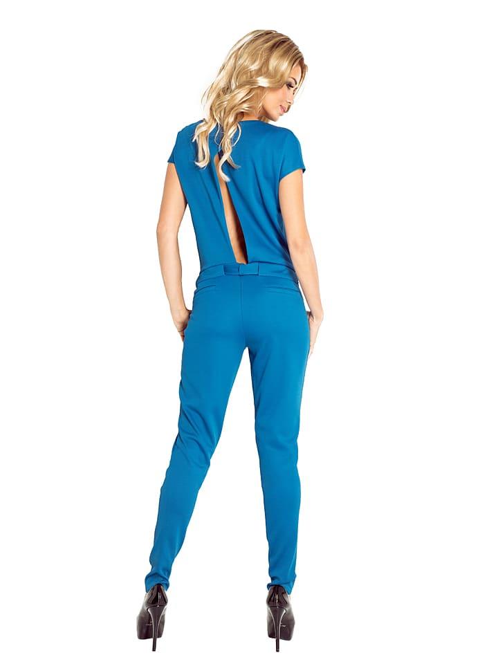 Numoco Jumpsuit in Blau