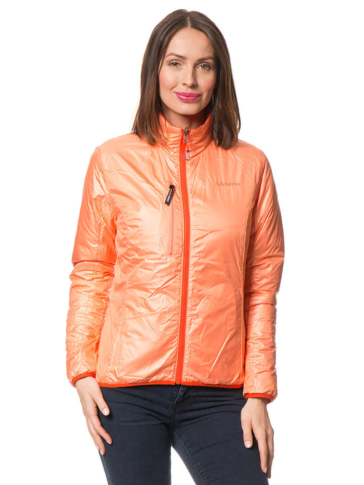 "Schöffel Funktionswendejacke ""Soltau"" in Orange"