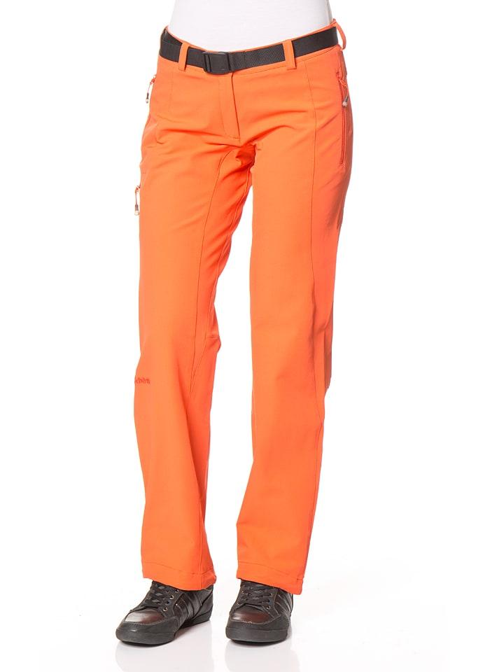 "Schöffel Funktionshose ""Vantaa"" in Orange"